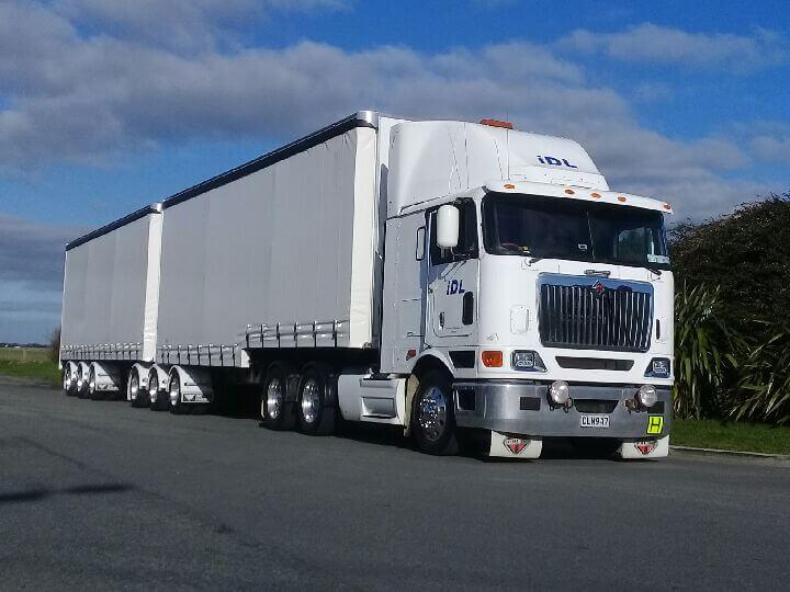 iDL Transport truck